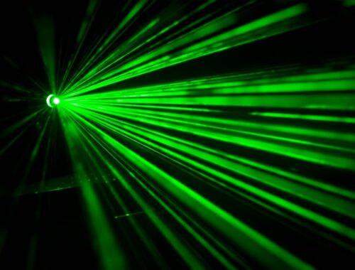 laser per laboratorio di ricerca